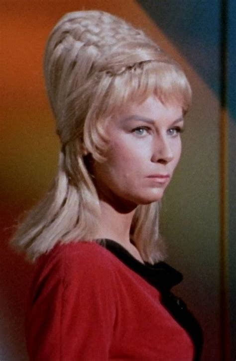 star trek hair grace lee whitney as yeoman janice rand in the original
