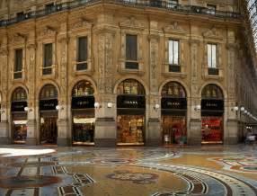 Store Italy Prada Galleria Marks The Centenary Of The Brand S