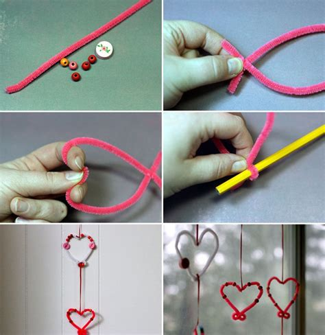 arts and crafts ideas for valentines day