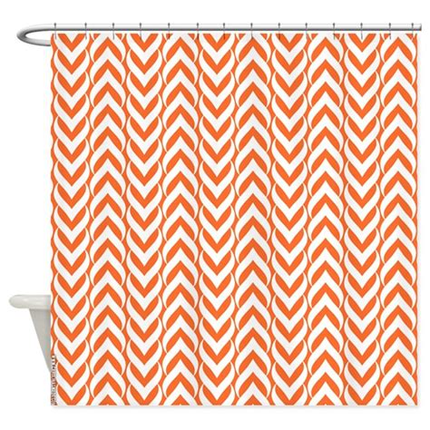 chevron design curtains chevron sawtooth pattern shower curtain by carolinaswagger
