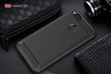Soft Xiaomi Mi5x bakeey simple drop resistance soft tpu silicone back