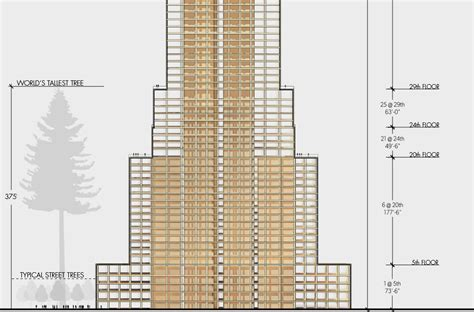 height of design mets 228 wood plan b empire state building tall wooden