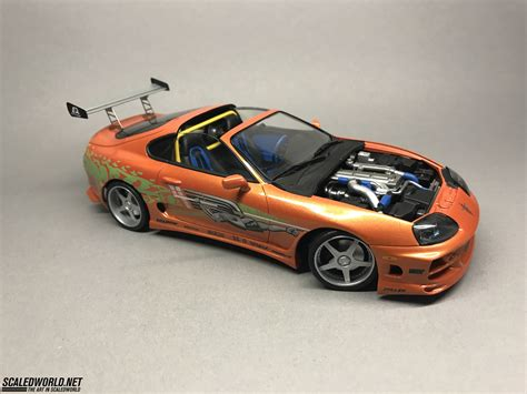 toyota supra fast and furious tamiya toyota supra uscp fast and the furious scaledworld