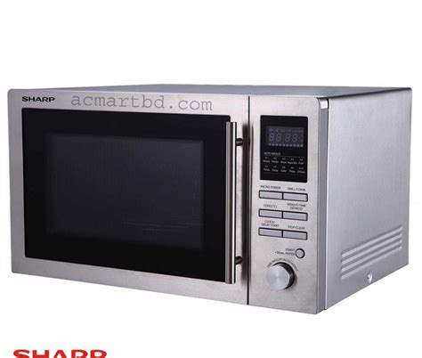 Oven Sharp sharp microwave oven convection grill price in bangladesh