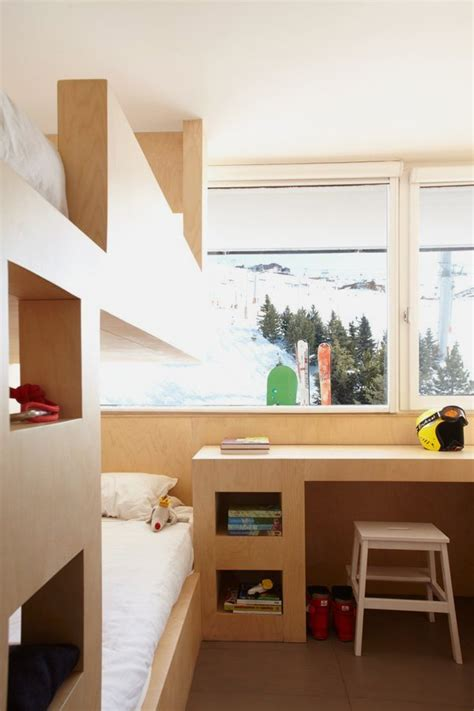 minimalist interior design for small apartment with many rooms menuires ski resort home