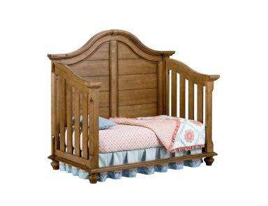 Benbrooke Convertible Crib by Cradle Cantori Luxury Furniture Mr