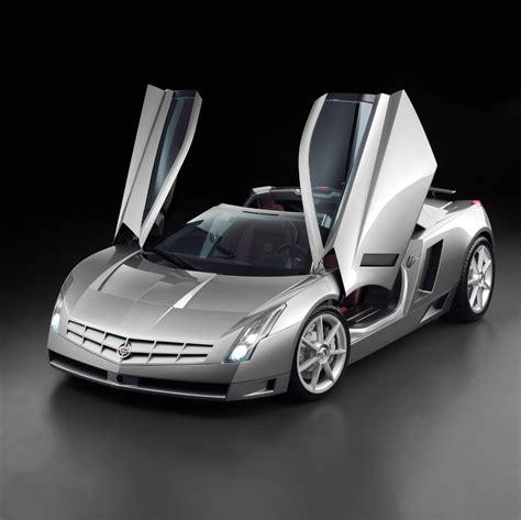 cadillac supercar super exotic and concept cars cadillac cien concept