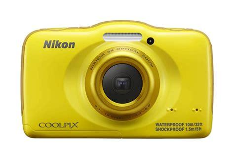 Kamera Underwater Nikon S32 nikon announcement coolpix s9700 s9600 s32 aw120 p600