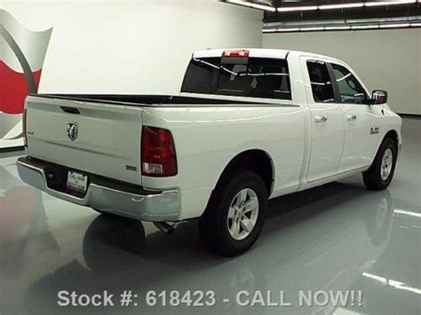 dodge ram 1500 bed liner find used 2013 dodge ram 1500 slt quad v8 6 pass bed liner