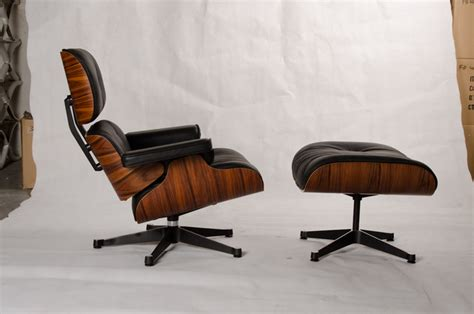 Eames Armchair And Ottoman by Eames Lounge Ottoman Reproduction Midcentury
