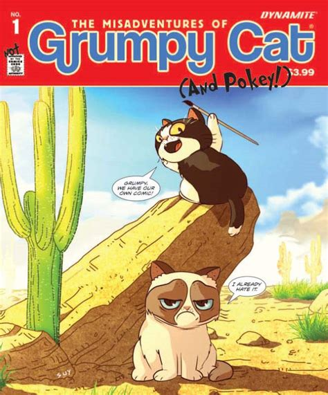 Comic Book Memes - grumpy cat comic book grumpy cat know your meme