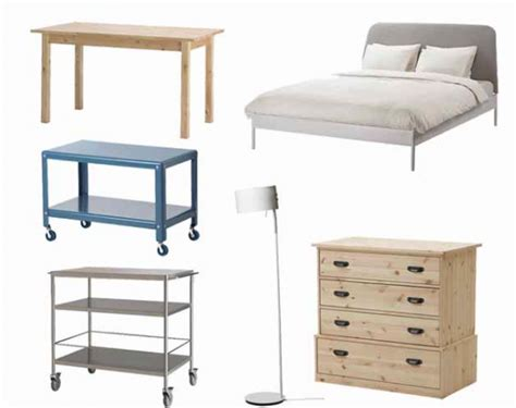 ikea furnitures fjell furniture decoration access
