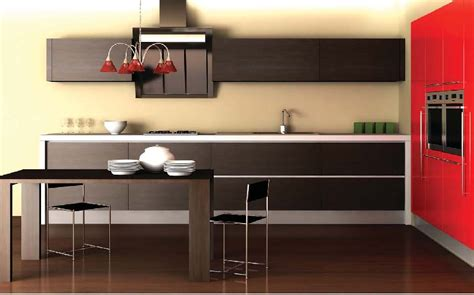 Kitchen Set Design Innovative Functional Kitchen Set Design Freshouz