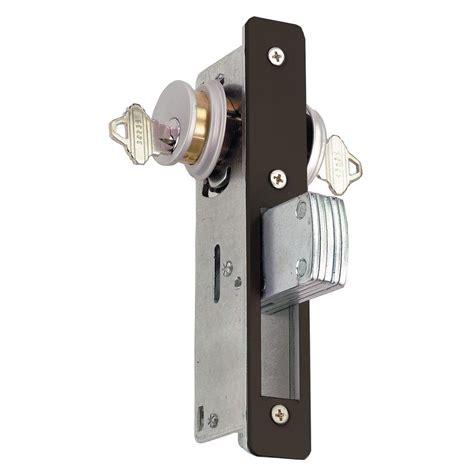 Door Controls by Global Door Controls 1 1 8 In Mortise Lock With