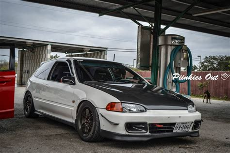 Modified Civic Prosmatic by Fryguy190 S Modified 1992 Honda Civic Cx Car Photos And