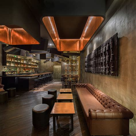 designboom bar alberto caiola hides flask cocktail bar behind a coke