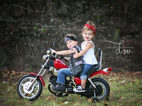 child motocross my niece and her friend on a motorcycle please visit my