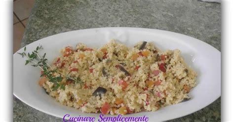 cucinare semplicemente cucinare semplicemente couscous con verdure