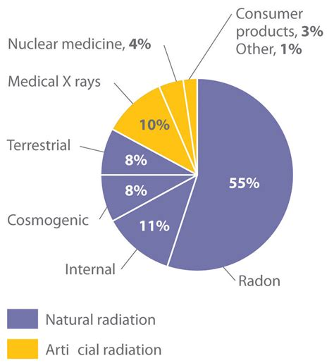 what is one common source of background radiation the interaction of nuclear radiation with matter chemwiki