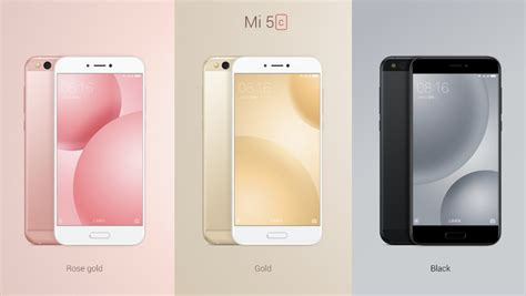 Hp Huawei Warna Gold xiaomi mi 5c release date price and specs cnet