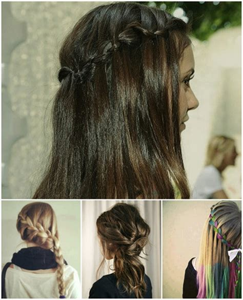 cute hairstyles for dyed hair greet summer with fascinating dyed hair extensions vpfashion
