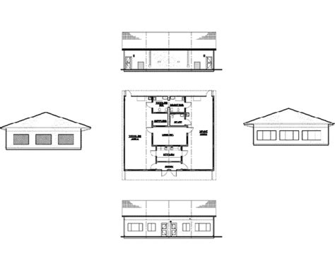 Steep Pitched Roof House Plans Facilities Enviroplex