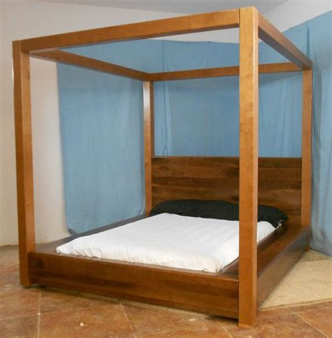 Canopy Bed Frame For Sale Best 25 Wood Canopy Bed Ideas On Wood Canopy Bed Canopy Diy And Rustic Canopy Beds