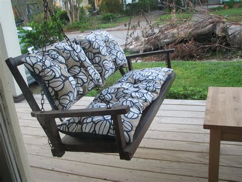 porch swing cushions clearance porch swing cushions lowes home design ideas