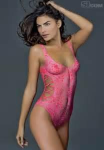lunatica model alyssa miller in nothing but body