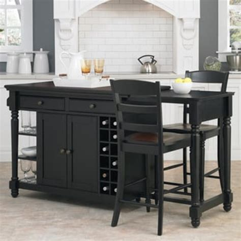 kitchen island cart with seating kenangorgun