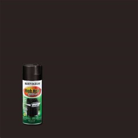 home depot high temperature paint rust oleum specialty 12 oz black high heat ultra spray