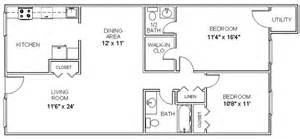 One Story House Plans With Two Master Suites Apartment Floor Plans Two Bedroom Apartments In Clifton