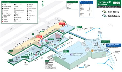 Port St Car Rental by Mrp Airport Map Mrp Terminal Map