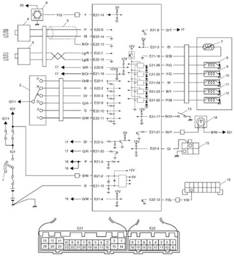 suzuki jimny transmission module tcm electronic