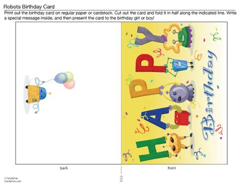 Birthday Place Cards Printable Making A Perfect Printable Birthday Card Birthday