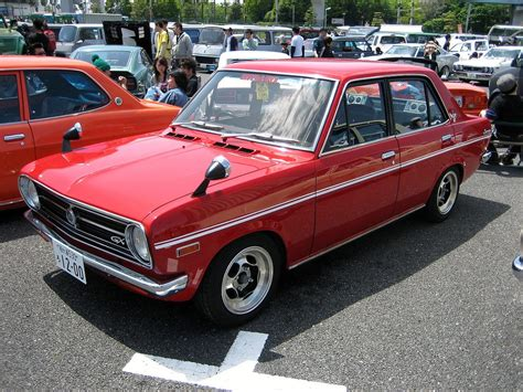 classic datsun curbside classic 1972 datsun 1200 two door sedan size xs