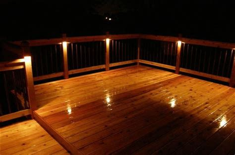 Low Voltage Patio Lighting Low Voltage Deck Lighting Lighting And Cut Out Flush Mount Lights Low Voltage Installation