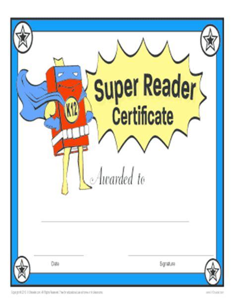 printable star reader certificates fillable online printable reading award certificate