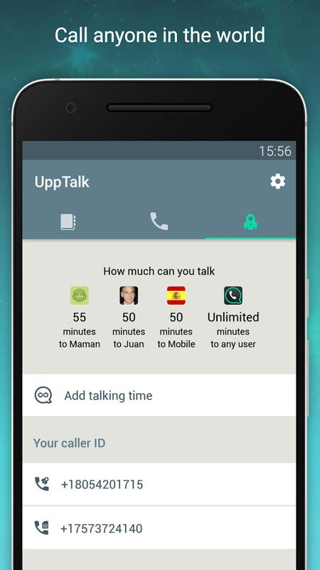 free wifi calling app for android upptalk wifi calling texting free android app the free upptalk wifi