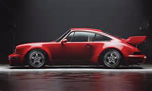 Porsche 964 Rs This Cgi Porsche 964 Rs Looks As Real As Can Be