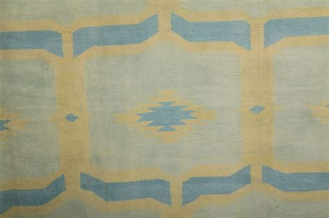 cotton dhurrie rug monumental antique cotton dhurrie for sale at 1stdibs