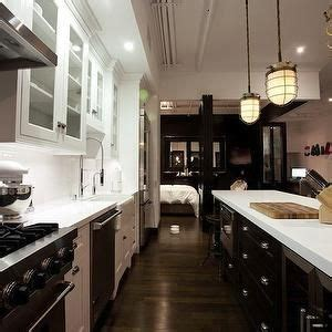 galley kitchen without upper cabinets kitchens galley kitchen contemporary galley kitchen 2