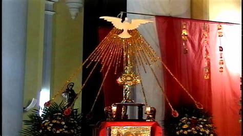 arreglo del templo para la celebracion de unm santa iglesia de catedral celebr 243 vigilia de pentecost 233 s
