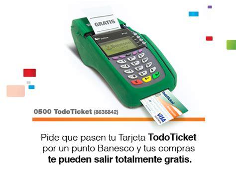 consultar saldo de la tarjeta todoticket alimentacion usuarios de tarjetas todoticket pueden consultar saldos