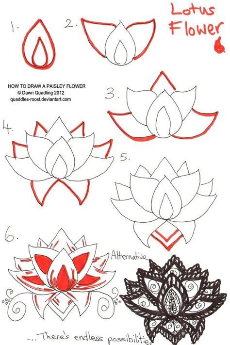 lotus pattern drawing lotus flower zentangle like zentangle inspired