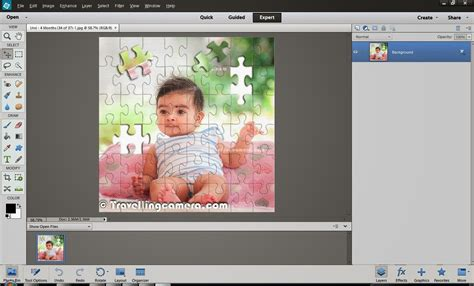 tutorial adobe photoshop elements 4 0 adobe photoshop elements