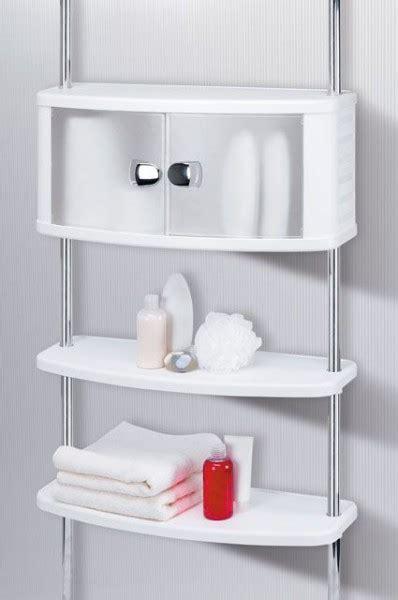 zimmer trennen ohne bohren teleskopregal badregal badezimmer schrank duschablage