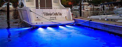 boat transom underwater underwater transom led boat lights marine lights waterproof
