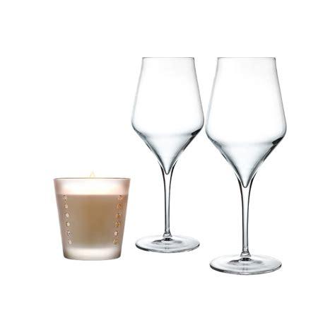 bicchieri da vino bianco pacchetto regalo calici da vino bianco laboratorio piatti a