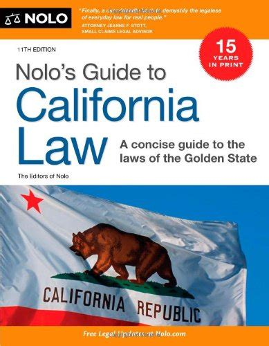 California Law Gift Cards - nolo s guide to california law business management hr topics books resources